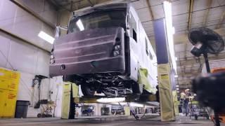 getlinkyoutube.com-American Coach - Liberty Chassis Video