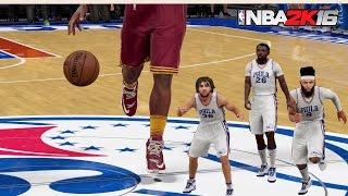getlinkyoutube.com-Can I Win a Championship with TINY Players and FUNNY Jump Shots??? NBA 2k16 Challenge