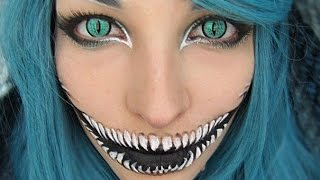 getlinkyoutube.com-25 Creepiest Halloween Makeup Ideas