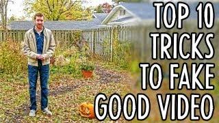 getlinkyoutube.com-10 Tricks to Make Amateur Video Look Professional : Indy News
