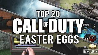 getlinkyoutube.com-My Top 20 Call of Duty Easter Eggs and Secrets