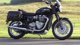 getlinkyoutube.com-Triumph T120 Bonneville long term review. WHAT THE OTHER REVIEWS DIDNT TELL YOU!