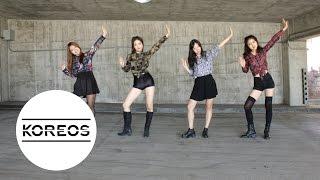 getlinkyoutube.com-[Koreos]  BLACKPINK - 불장난 Playing With Fire Dance Cover (Female Ver.)