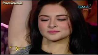 getlinkyoutube.com-Party Pilipinas [Love3] - Marian Rivera Sexy Dance  = 2/12/12
