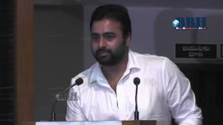 Nara Rohit Actor in Tollywood