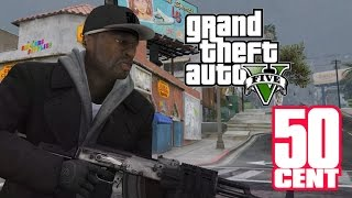 GTA V - 50 Cent Player Mod [HD]