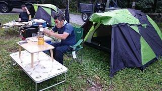 getlinkyoutube.com-2015年9月 ジムニーで行く 初秋キャンプ マサトのインプレ付き