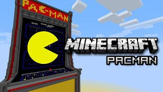 getlinkyoutube.com-PACMAN IN MINECRAFT