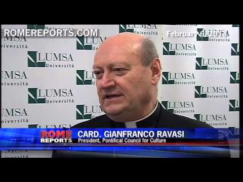 Gianfranco Ravasi  cardinal that will lead last spiritual exercises for Benedict XVI as Pope