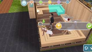 getlinkyoutube.com-The Sims freeplay Day Spa