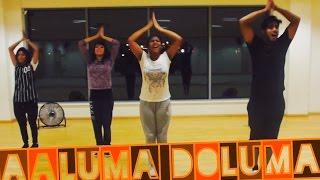 getlinkyoutube.com-AALUMA DOLUMA VEDALAM | AJITH KUMAR | ANIRUDH | Dance Cover | Jeya Raveendran Choreography (Int)