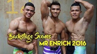 getlinkyoutube.com-MR ENRICH 2016: Backstage Scenes