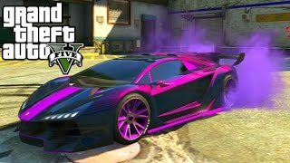 getlinkyoutube.com-GTA 5 - Pegassi Zentorno Full Customization Paint Job Guide