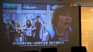 getlinkyoutube.com-Mini GM60 LCD Projector