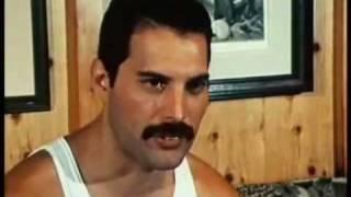 getlinkyoutube.com-Freddie Mercury Talks About Boy George - Fashion & Time