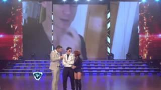getlinkyoutube.com-Showmatch 2014 - ¿Martín Liberman y su bailarina son swingers? ¡Mirá la coreo!