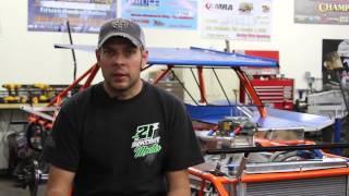 getlinkyoutube.com-Dirt Modified racer Kyle Strickler takes us inside High Side Race Cars | JRi Shocks