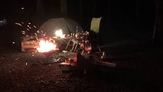 getlinkyoutube.com-2016.10.15,16 70回目 仕事終わりからの大津谷でソロキャンプの動画