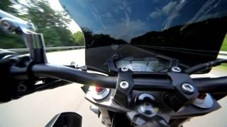 getlinkyoutube.com-Kawasaki Z800 Top Speed