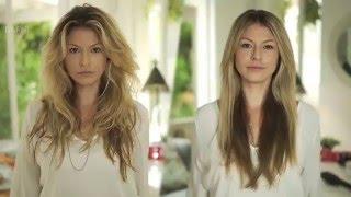 getlinkyoutube.com-איך משתמשים במברשת מחליקה שיער דפני
