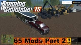 getlinkyoutube.com-Farming simulator 2015 65 Mods Part Two