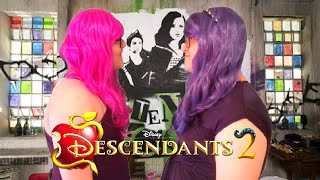 Descendants 2: Space Between (Fan Video)