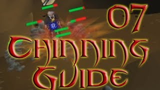 [OSRS] OldSchool Chinning/99 Ranged Guide! ~250k XP/h