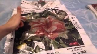 getlinkyoutube.com-Мои запасы по вышивке бисером