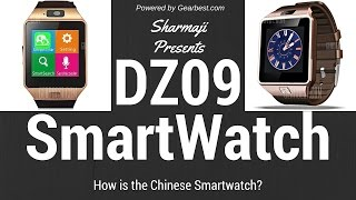 getlinkyoutube.com-[हिन्दी] डीजेड09 स्मार्टवॉच क्या खरीदना चाहिए? जांच करें