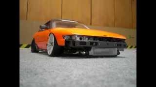 getlinkyoutube.com-RWD NO GYRO / MST FXX-D VIP / Pandora Nissan Silvia S13 / BASHCLUB