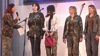 getlinkyoutube.com-Если бы женщин тоже призывали в армию)))