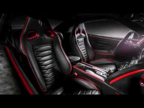 Nissan GT R с салоном для самураев от Carlex Design