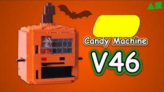 getlinkyoutube.com-LEGO Halloween Machine   Kit Kat & Oreo