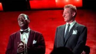getlinkyoutube.com-Danny Kaye & Louie Armstrong - When the Saints Go Marching In
