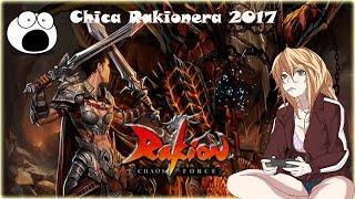 getlinkyoutube.com-Chica Rakionera 2017  ¿ Real o Fake ? Miralo tu mismo Papu  Rakion Latino
