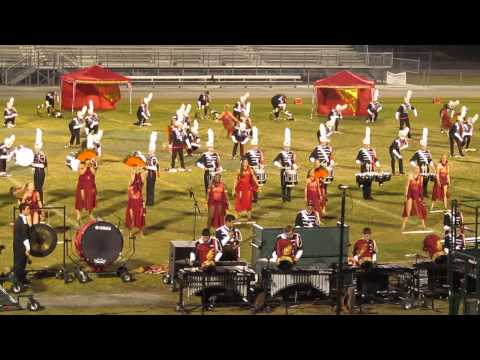 2013 Marching Mustangs Show: Hezar-Afsana part 3