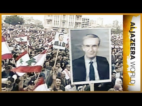 Al Jazeera World - Lebanon: Sibling of Syria