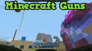 getlinkyoutube.com-Minecraft Xbox 360 / One - How To Make Guns For Custom Maps