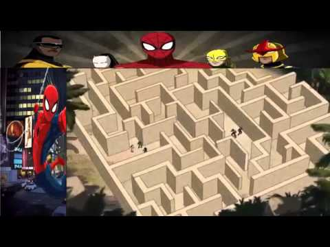 Ultimate Spiderman Cap. 17 Temporada 1 (Latino)