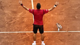 getlinkyoutube.com-Novak Djokovic - French Open 2016 (Tribute) ᴴᴰ