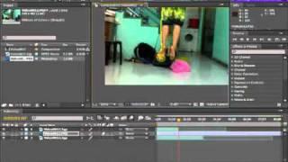 getlinkyoutube.com-Hướng dẩn sử dụng adobe after effects làm kỹ xảo bay