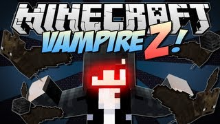 Minecraft | VAMPIREZ! (Survive or be Eaten Alive!) | Minigame Exclusive