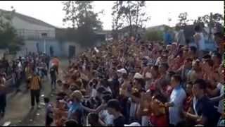 getlinkyoutube.com-أهازيج  سياسية  في ملاعب الجزائر أنصار نصر حسين داي يشتمون رئيس الجمهورية  و الدستور NAHD ACAB