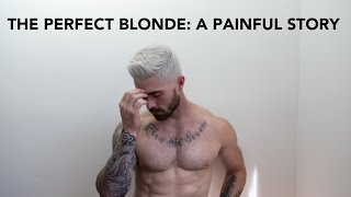 getlinkyoutube.com-10 STEPS TO PERFECT BLONDE: A PAINFUL STORY