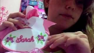 getlinkyoutube.com-Enfeite para Porta da Maternidade da Sarah