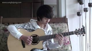 getlinkyoutube.com-(Andy Mckee) Ebon Coast - Sungha Jung