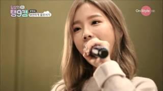 getlinkyoutube.com-SNSD(소녀시대)Taeyeon(태연) funny moments in 2015