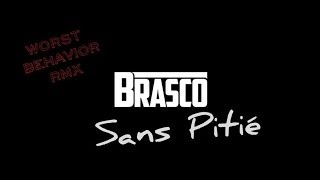 Brasco - Sans Pitié (ft. Moons Twice Kiddy)