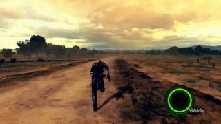 getlinkyoutube.com-Resident Evil 5 PC - Wesker Running in Savanna
