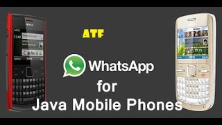 getlinkyoutube.com-Whatsapp for Java mobile Phones free Download and Install